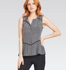Juno Sleeveless blouse