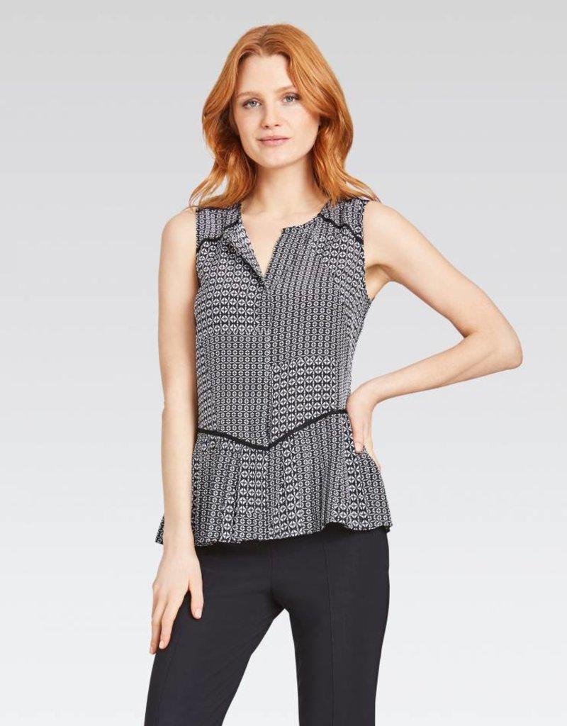 Juno Sleeveless blouse