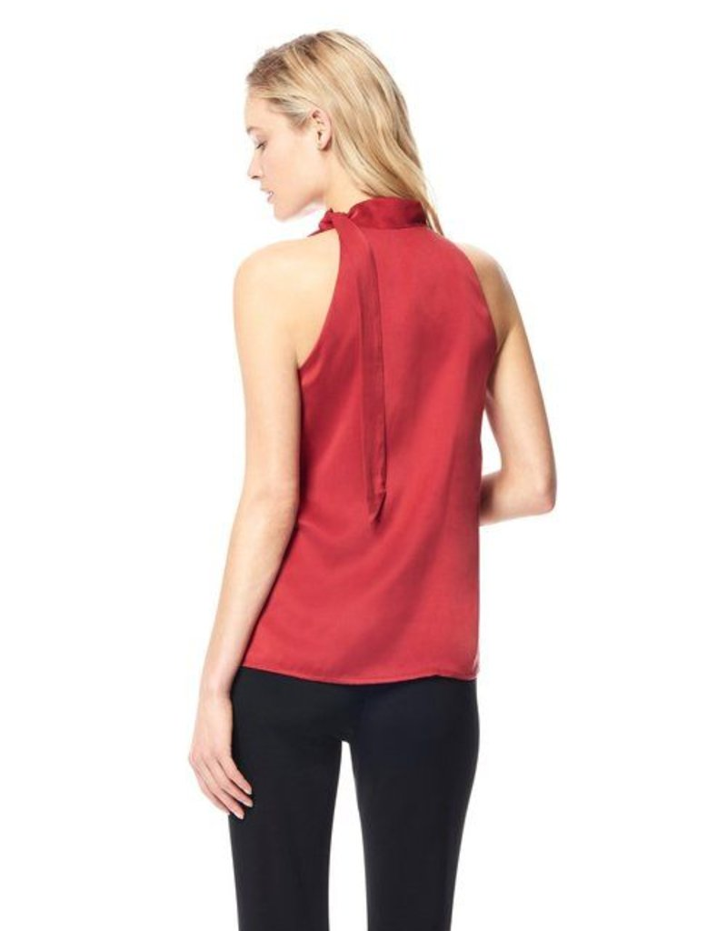 Ruby Red Halter Top