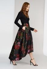 Hutch Marilyn Full Skirt Maxi Dress