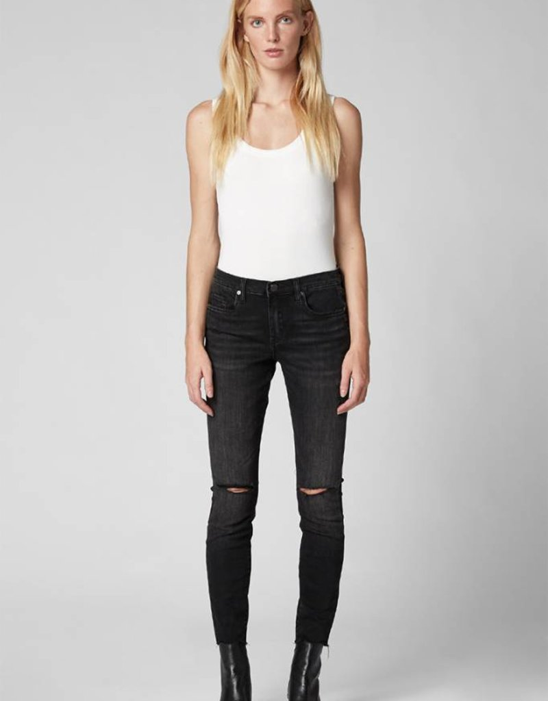 The Bond Mid-Rise Jean