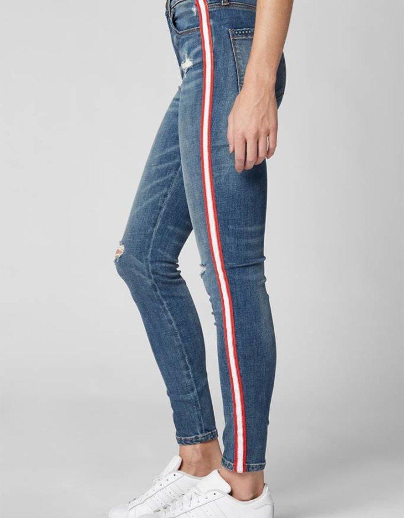 Jersey Girl Hi Rise Jean