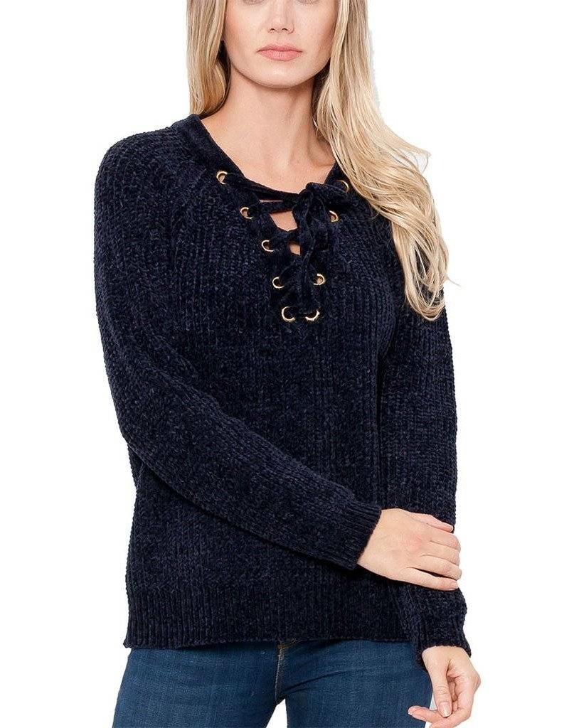 Sierra Chenille Sweater