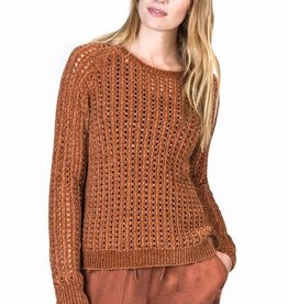 Lilla P-Open Stitch Sweater