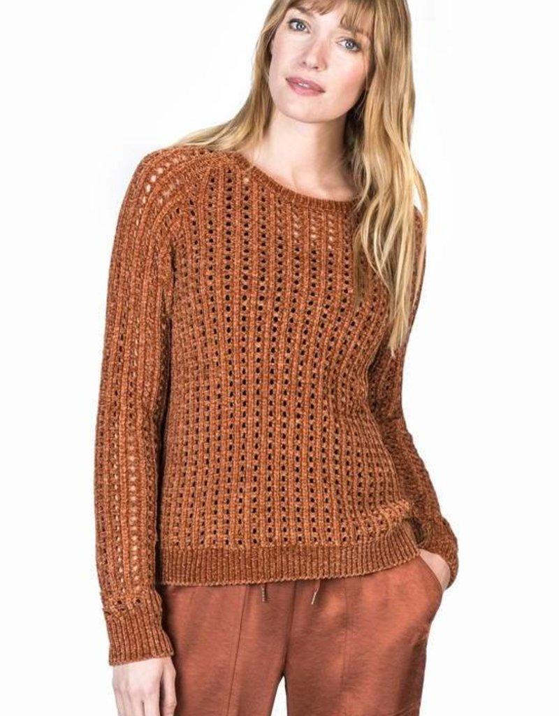 Lilla P-Open Stitch Sweater