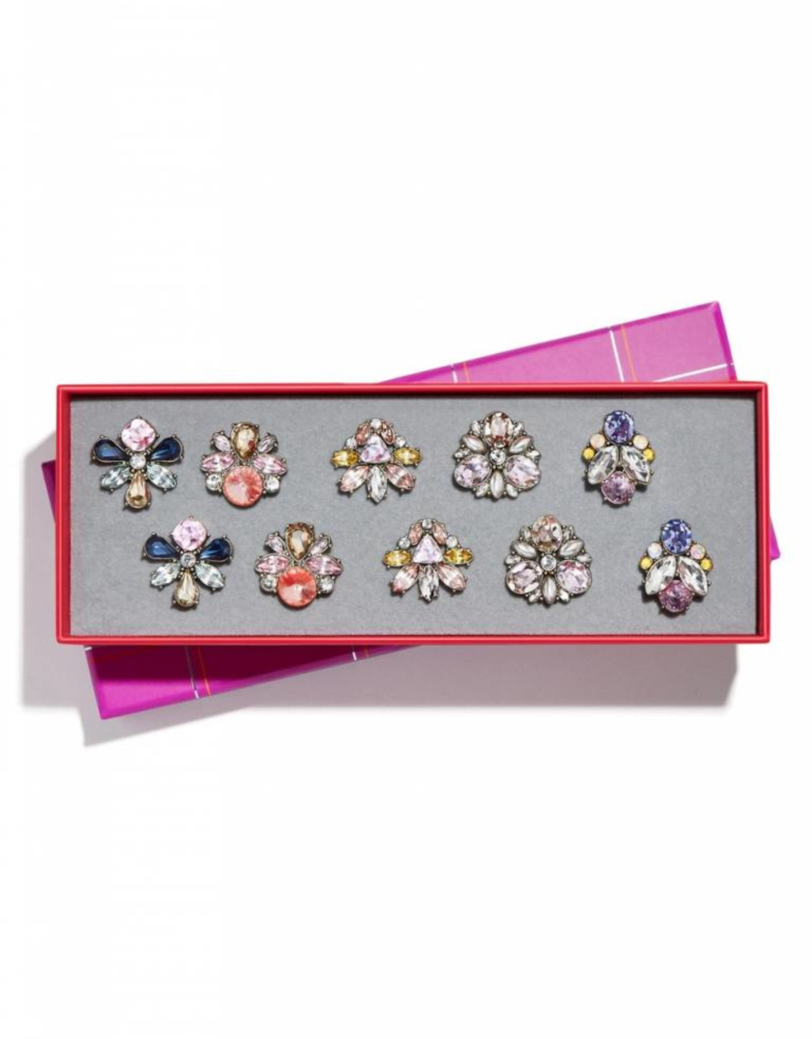 Shine On Stud Earring Set
