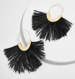 Nyarai  Fringe Earrings