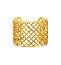 Loire Cuff Gold-C08G00