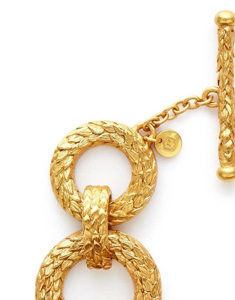 Link Bracelet Gold BL119G00