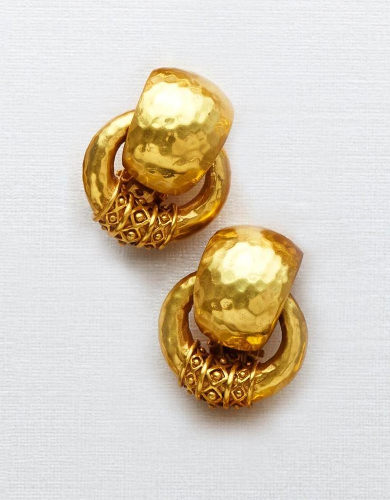 Catalina Doorknocker Earring-ER532G00
