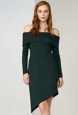 Hutch Melanie-Off Shoulder L/S Dress