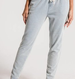 Knit Denim Jogger
