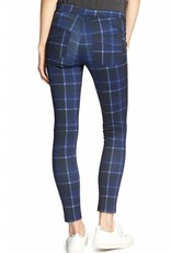 Plaid Grease Legging