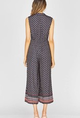 Penny Printed Jumpsuit