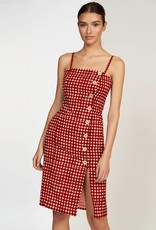 Kendall Button Front Dress