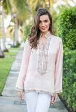 Bella Tu  Marilyn Bejeweled Tunic