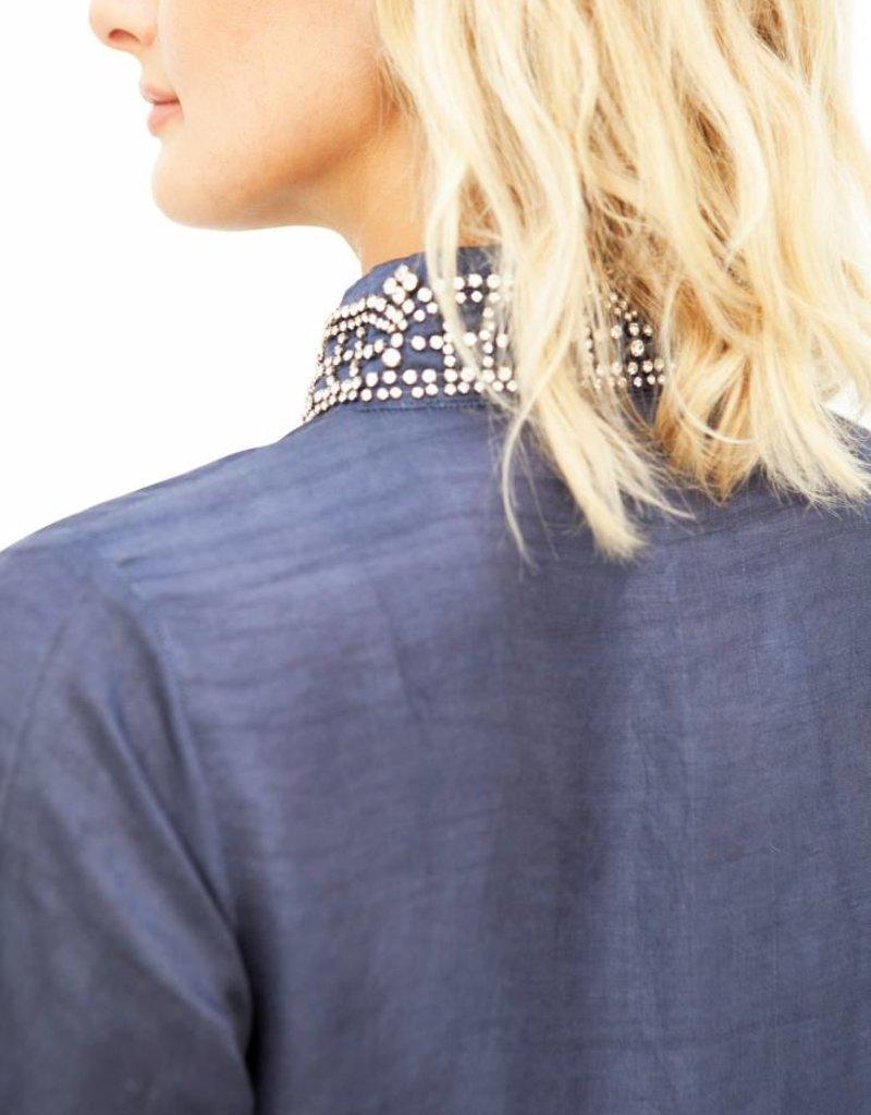Bella Tu  Marilyn Bejeweled Tunic
