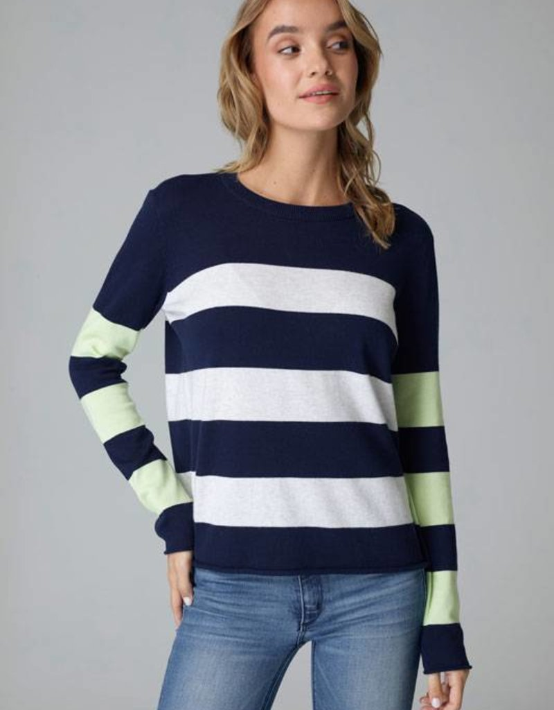Stripe It To Me Sweater