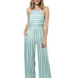 Striped Logan Jumpsuit