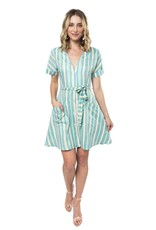 Striped Loriann Dress