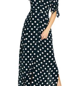 Love Worn Button Front Dress