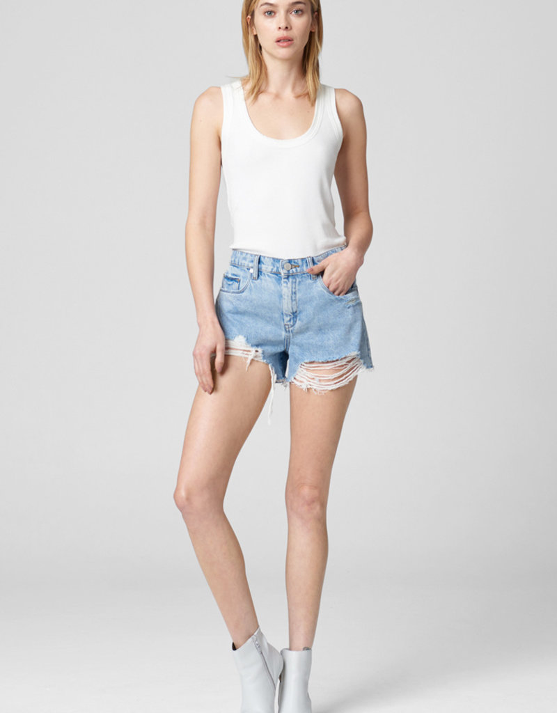 Barrow Denim Shorts