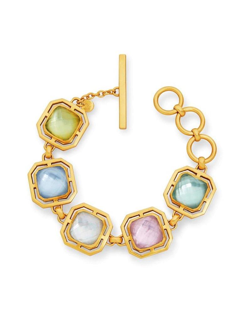 Geneva Multi Stone Bracelet