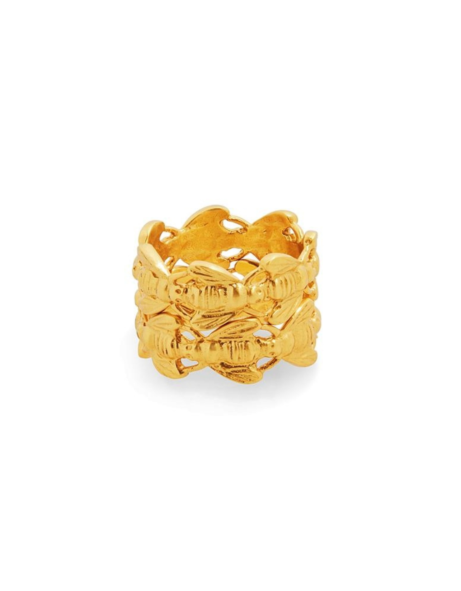 Bee Stacking Ring Set