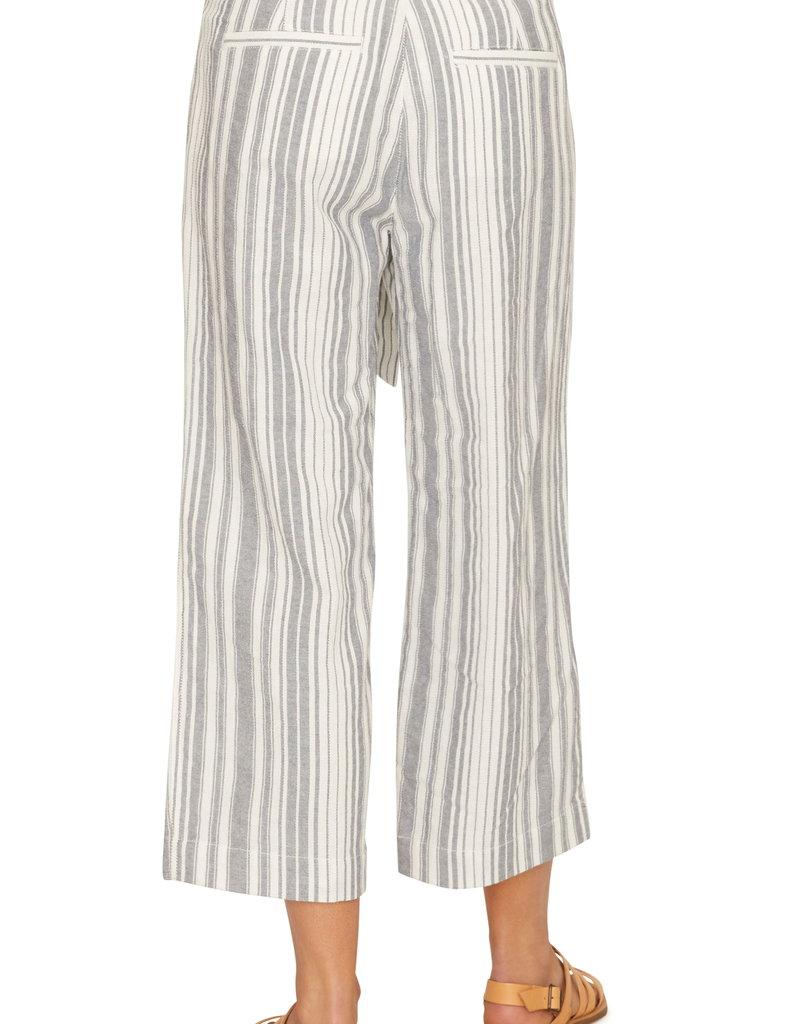 Sasha Linen Crop Pant