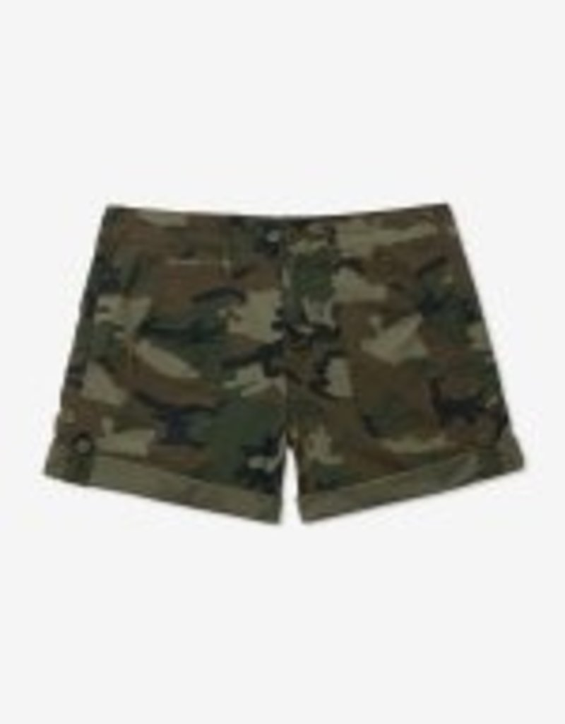 Explorer Patch Pocket Short