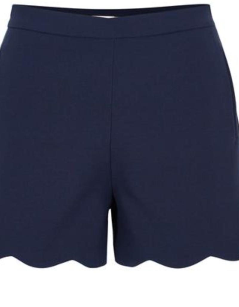Bishop + Young Cassidy Scalloped Shorts