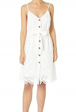 Bishop + Young Crochet Button Down Dress