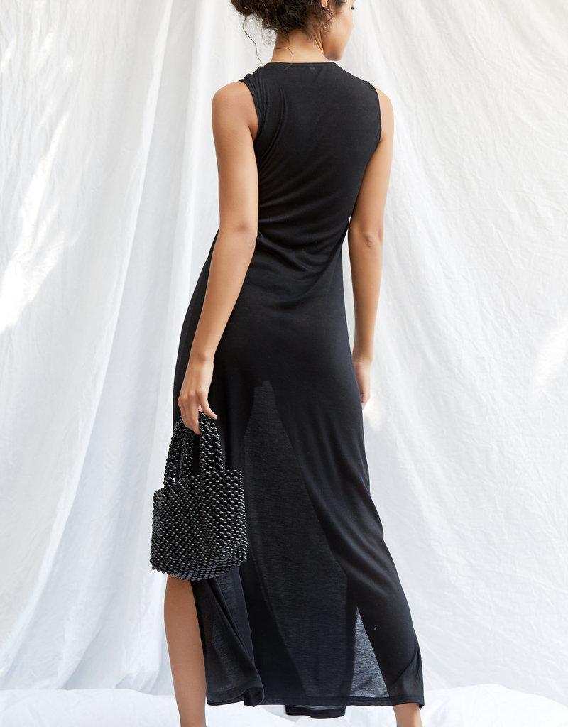 Callahan Mira Sleeveless Button Down Dress