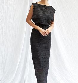 Callahan Hawkins -   Crochet Maxi Dress