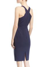 Carolyn Dress w/Criss-cross neckline