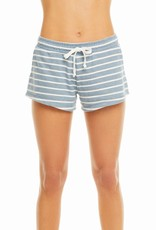French Terry Drawstring Short