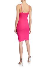 Lolita Scalloped Dress
