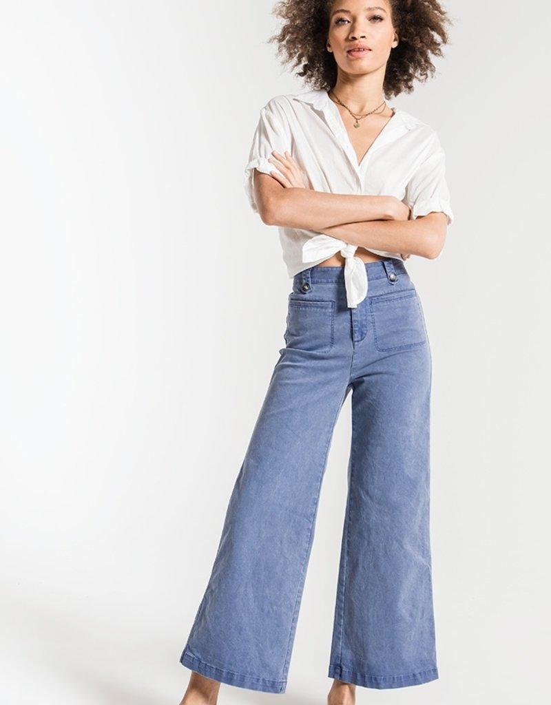 Marsaelle Wide Leg Crop Pant