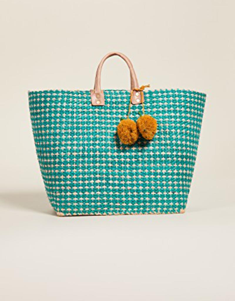 Mar Y Sol Hadley Fruit Basket Tote**see more colors**