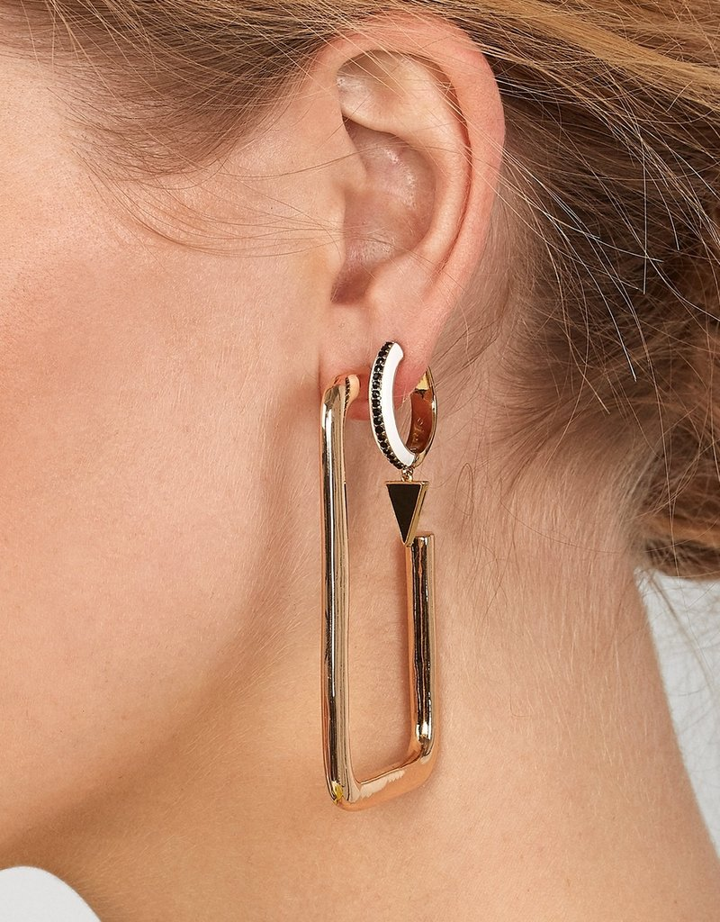 Vanessa Hoop Earrings