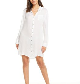 Heirloom Gauze L/S Button Down Dress
