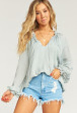 Show me your Mumu Charlene Dot Tunic