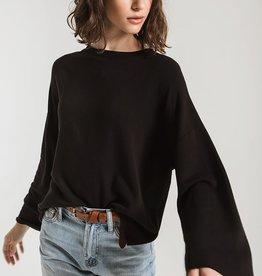 Premium Fleece Flare Sleeve Pullover