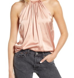 Bishop + Young Bow Back Halter Top