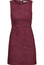 Bishop + Young Gemma Faux Suede Dress