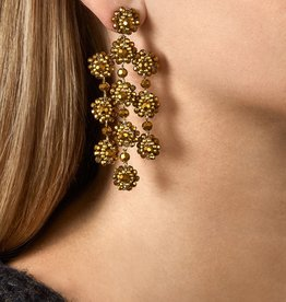 Marigold Drop Earring