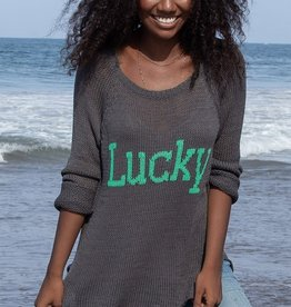 Wooden Ships Lucky Cotton Sweater