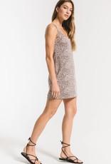 Mini Leopard Dress
