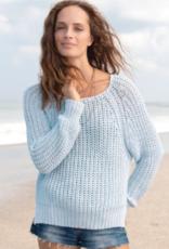 Wooden Ships Mackenzie Cotton Sweater