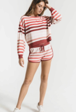 The Rainbow Stripe Short